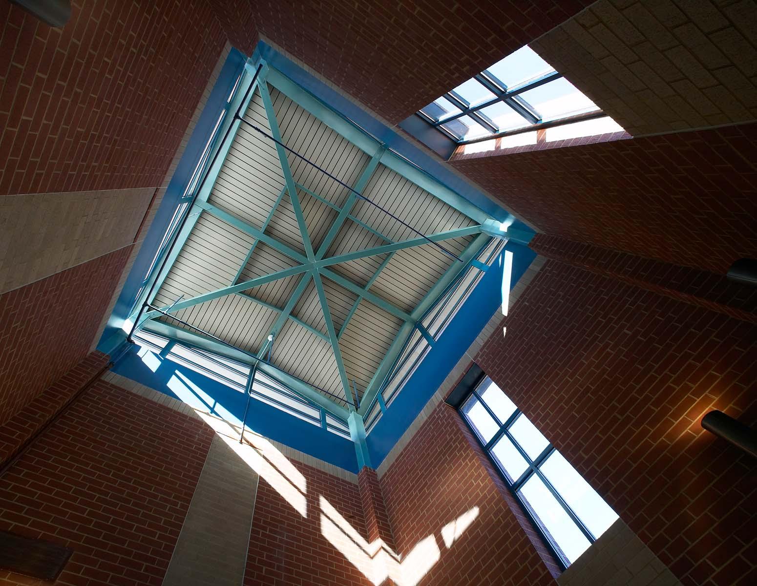 Round Top Elementary - Atrium