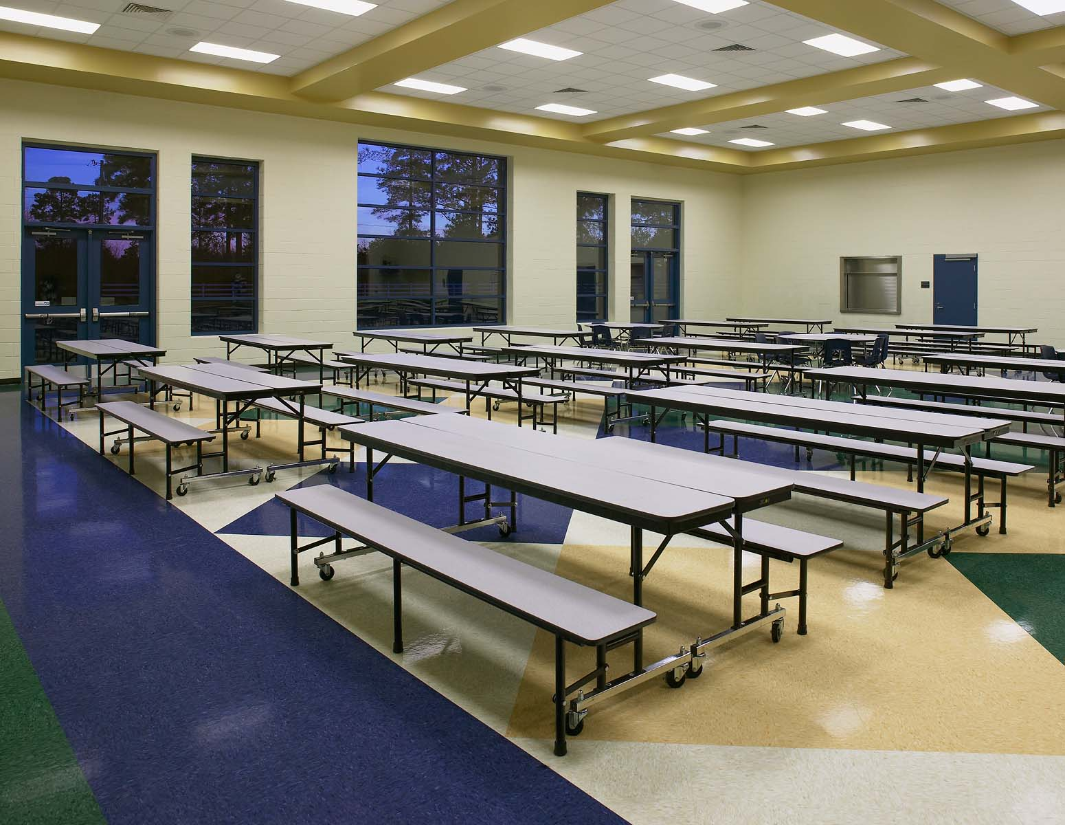 Round Top Elementary - Cafeteria