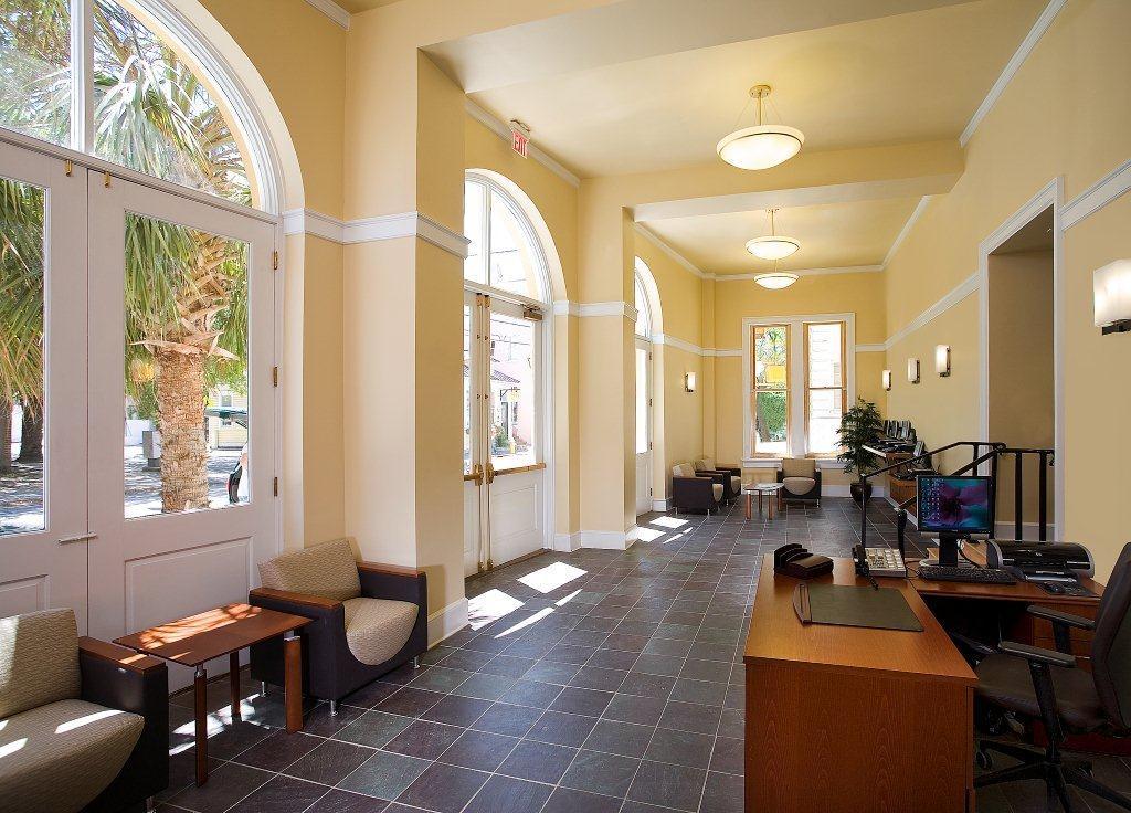College of Charleston - Hallway