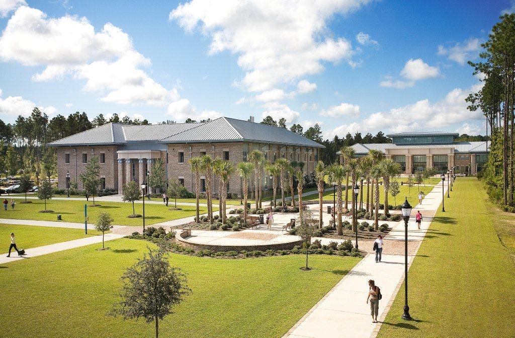 USC-Beaufort: Science & Tech Building